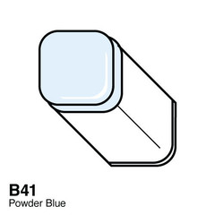 B41 Powder Blue