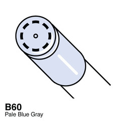 B60 Pale Blue Gray