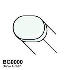 BG0000 Snow Green