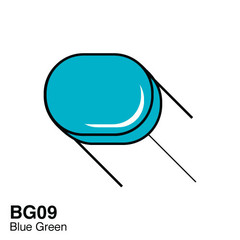 BG09 Blue Green