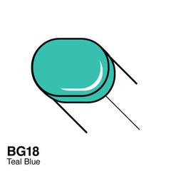 BG18 Teal Blue