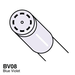 BV08 Blue Violet