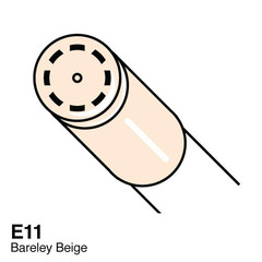 E11 Bareley Beige