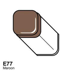 E77 Maroon