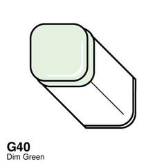 G40 Dim Green