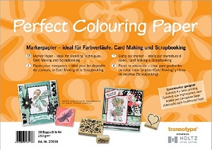 Perfect Colouring Paper A3