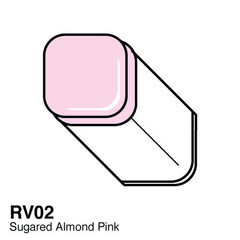 RV02 Sugared Almond Pink
