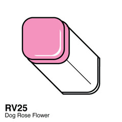 RV25 Dog Rose Flower
