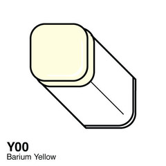 Y00 Barium Yellow