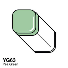 YG63 Pea Green