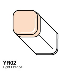 YR02 Light Orange