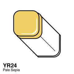 YR24 Pale Sepia