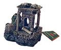 Ruine met 4 poorten