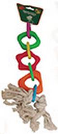 Agaponide speelgoed 3- ringen