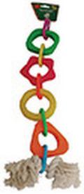 Agaponide speelgoed 4- ringen