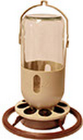 Flesautomaat glas 1 ltr