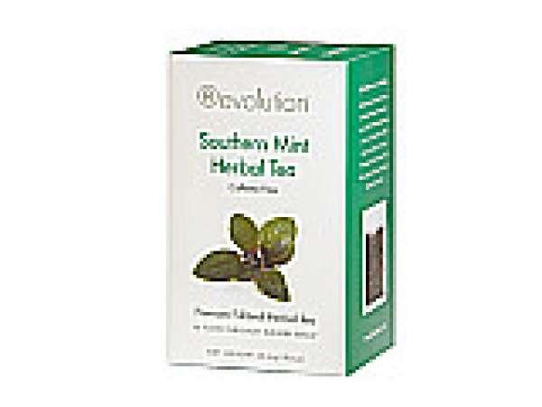 Southern mint herbal tea