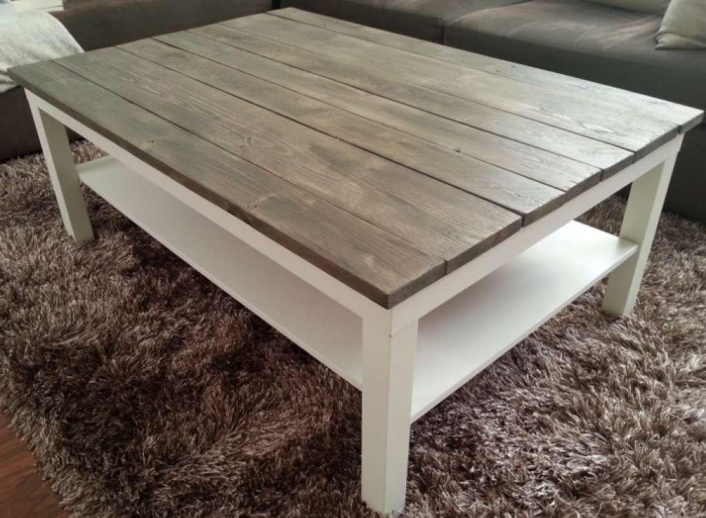 Planken tafel maken xnovinky keuken steigerhout wood design - Console ingang kast lade ...