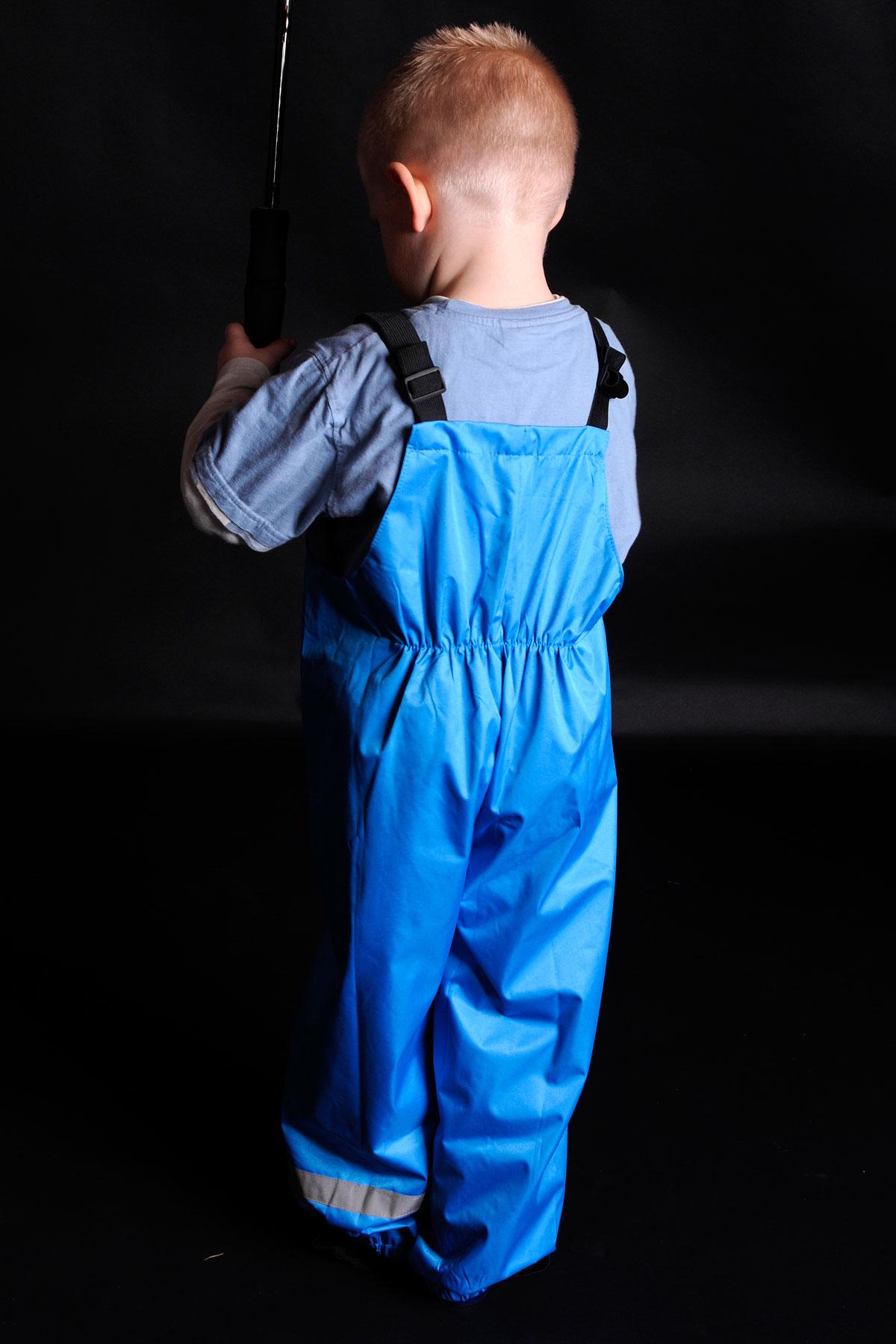 Tuinbroek waterproof Blauw