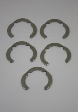 Losse segment-breekring voor DN20 RVS ribbelbuizen, per 5 stuks
