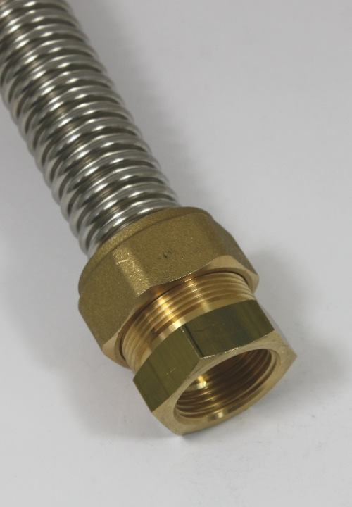 "DN20 knelkoppeling - 3/4"" schroefdr. IS"