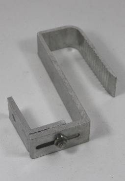 Clickfit dakhaak voor diktes van 40 - 50mm, in hoogte verstelbaar