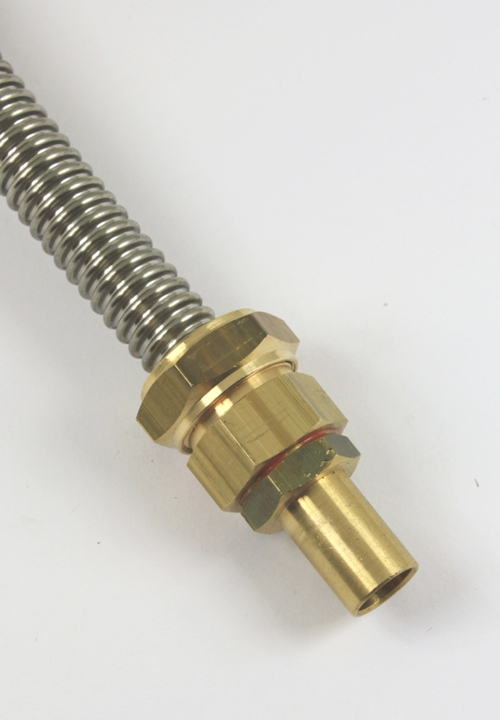 DN12 knelkoppeling - 15mm buisaansl.