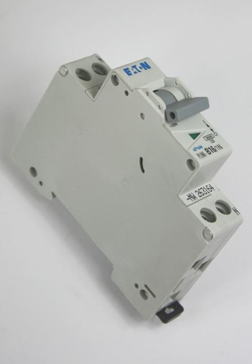 Eaton Installatieautomaat 1-fase B16 DIN-rail