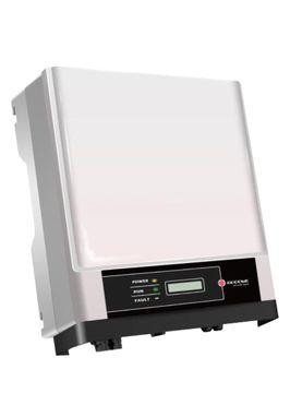 GoodWe omvomer 1-fase, max. 4200Watt terugleveren, 2x MPPT incl DC schakelaar & WiFi