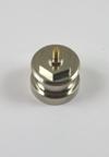Metalen adapter speciaal voor Comap thermostaatkranen met 28x1,5mm draad