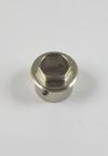 Metalen adapter speciaal voor Danfoss thermostaatkranen met RA bevestiging