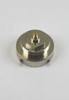 Metalen adapter speciaal voor Danfoss thermostaatkranen met RAV bevestiging