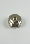 Metalen adapter speciaal voor Herz thermostaatkranen