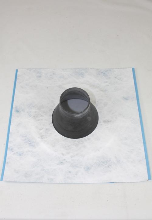 Klöber leidingmanchet v. leidingen 50-70mm