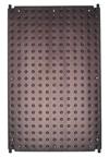 Kunststof zonnecollector 128 x 82 cm, 1,05 m2