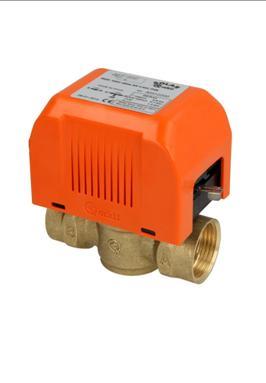 Elektrische klep waterleiding