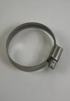 RVS slangenklem tbv slang 32 - 50 mm diameter