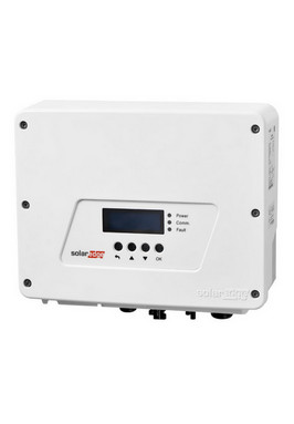 SolarEdge 3000 W omvormer voor 1-fasen lichtnet met HD Wave technologie