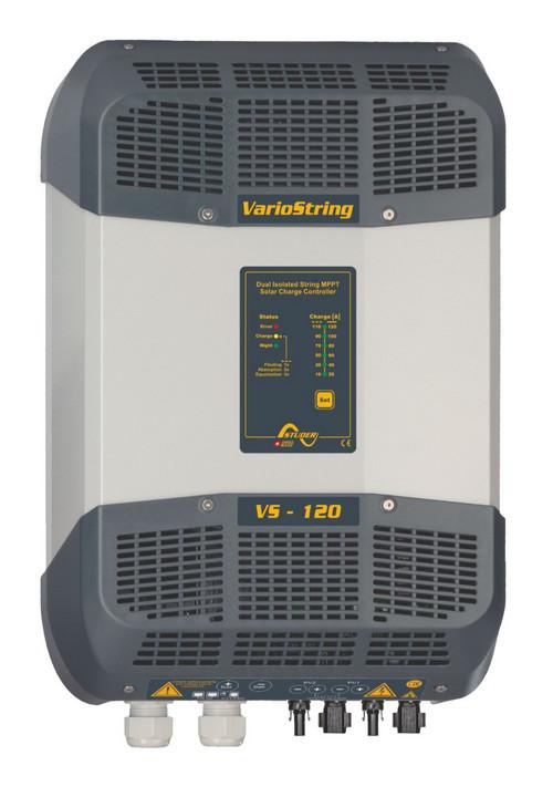 VarioString VS-120 laadregelaar MPPT