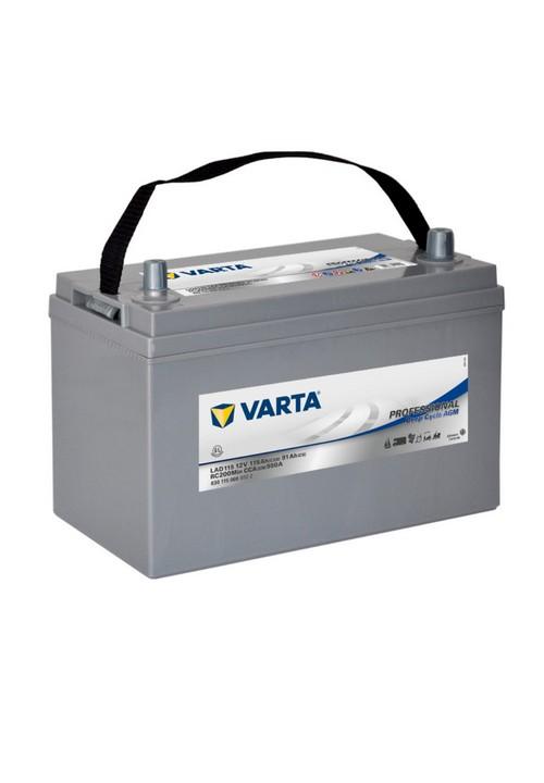Varta LAD24 Deep Cycle AGM 12V 115Ah
