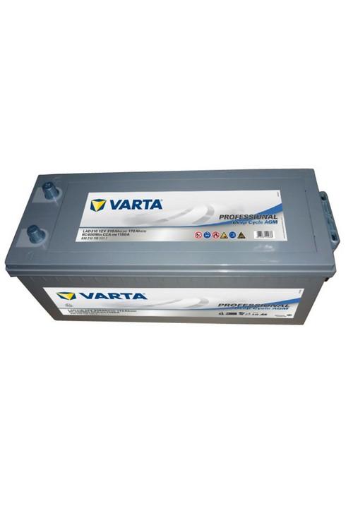 Varta LAD24 Deep Cycle AGM 12V 210Ah