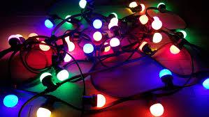 prikkabel met 10 rgb lampen 5 w huren elke kleur mogelijk