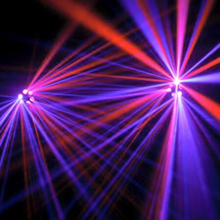 led verlichting huren op geluid