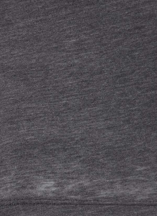 Grijs t-shirt met korte mouw