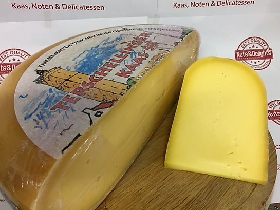 Biologische Terschellinger kaas, Jong belegen 50+