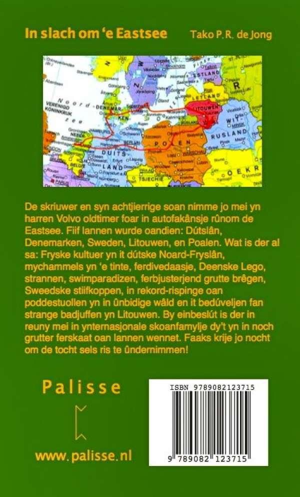 In slach om 'e Eastsee<br /> (T.P.R. de Jong)