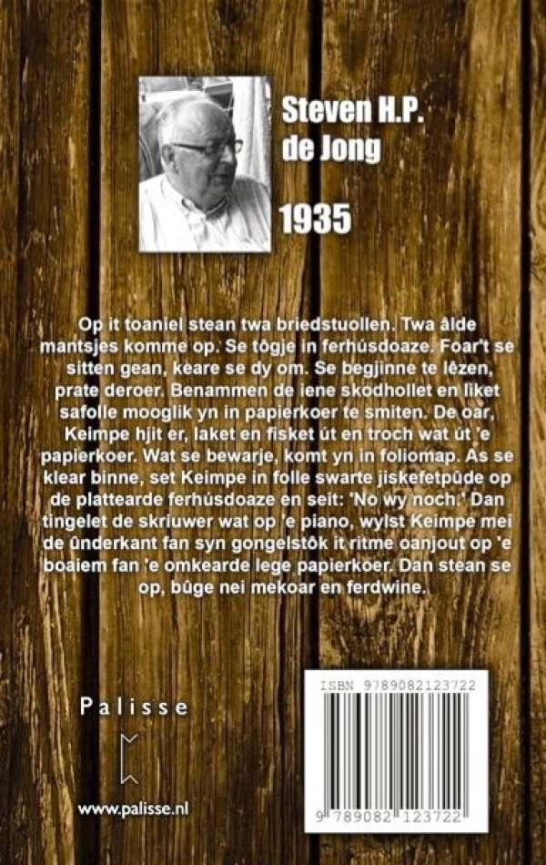 It testamint fan Mr.Dr. K.<br />(S.H.P. de Jong)