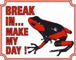 Break in make my day Gifkikker
