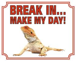 Break in make my day Baardagaam