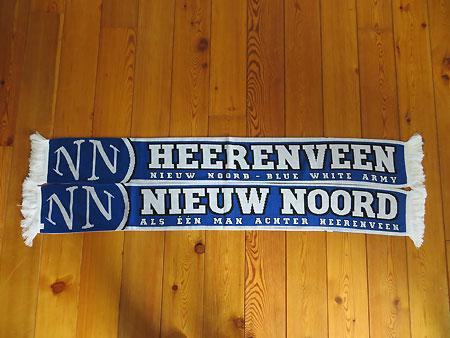 Nieuw Noord sjaal